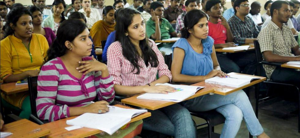 Only 2.5 per cent colleges in the country run PhD programmes. (File Photo)