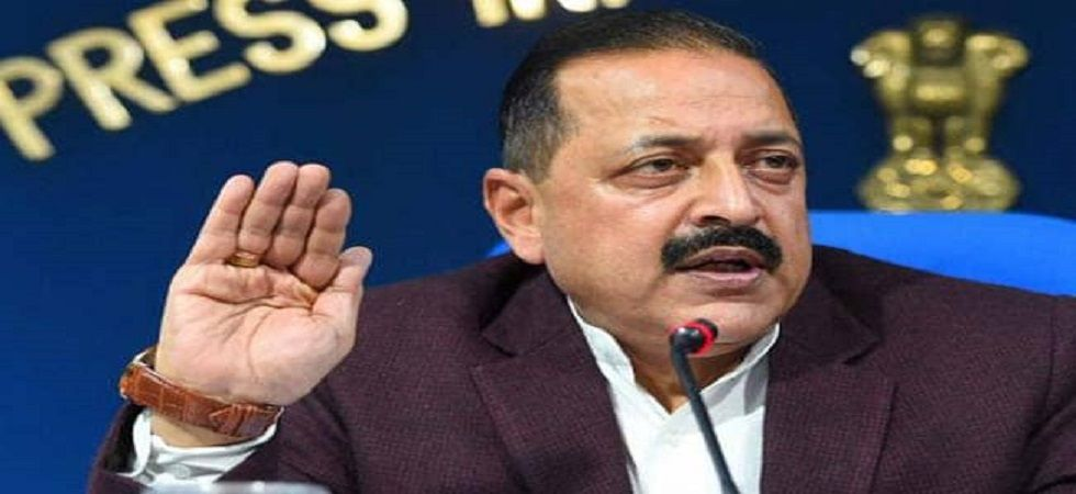 Minister of State for Prime Minister's Office Jitendra Singh
