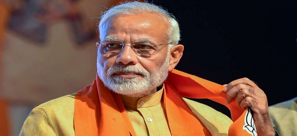 PM Modi is scheduled to address 'Howdy Modi' event which will also be attended by Donald Trump. (PTI File Photo)