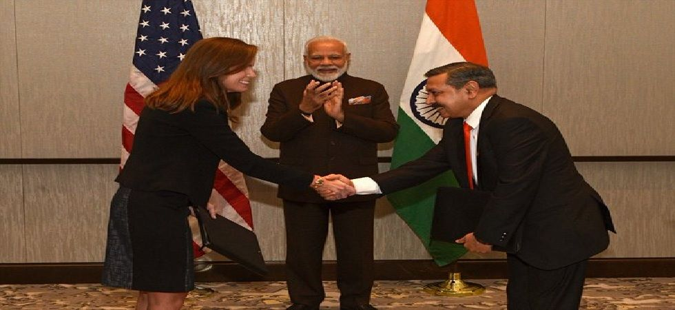 US natural gas company Tellurian Inc. and Petronet LNG Limited (PLL) of India have signed an MoU