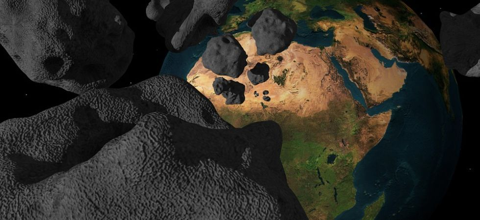 NASA is tracking five asteroids that are currently headed for Earth (Photo Credit: Pixabay.com)