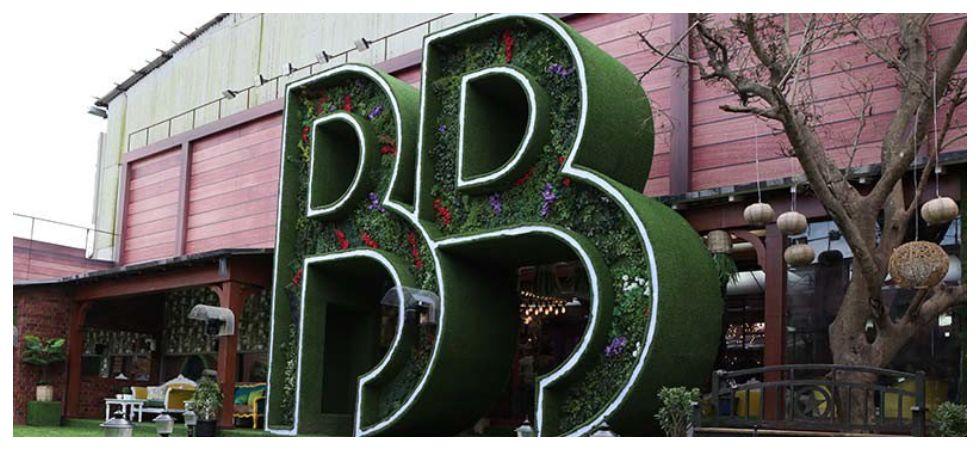 'Bigg Boss 13' House Goes Environmental Friendly (Photo: Twitter)