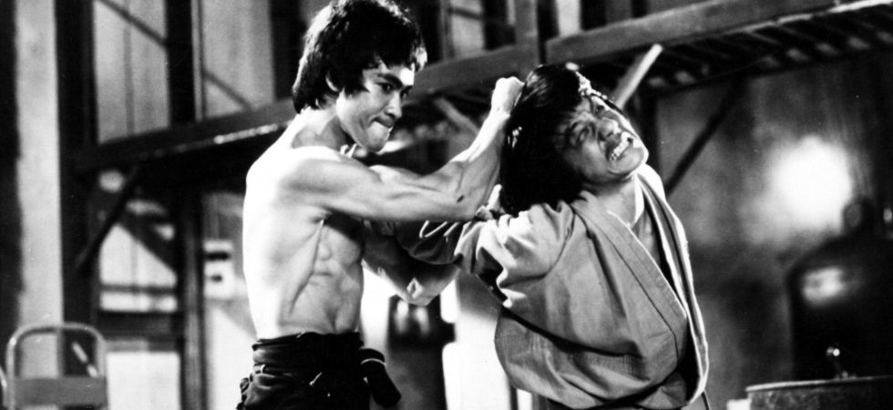 Jackie Chan worked as a stuntman on Enter the Dragon.