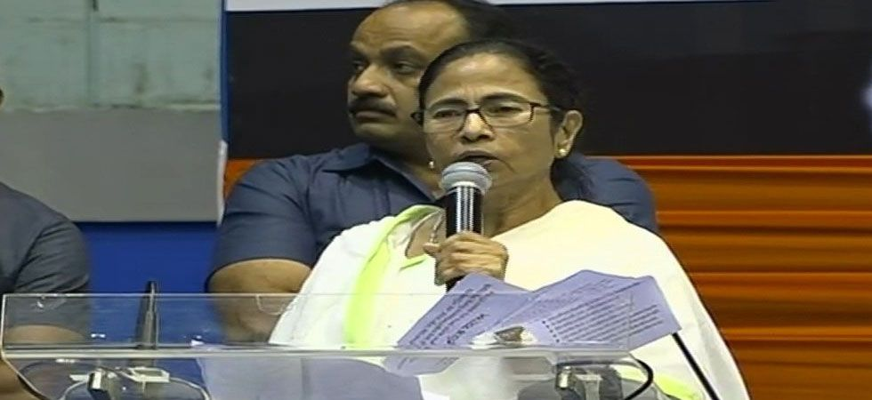 Mamata Banerjee said she will take part in a rally against privatisation and disinvestment on October 18. (Image Credit: ANI)