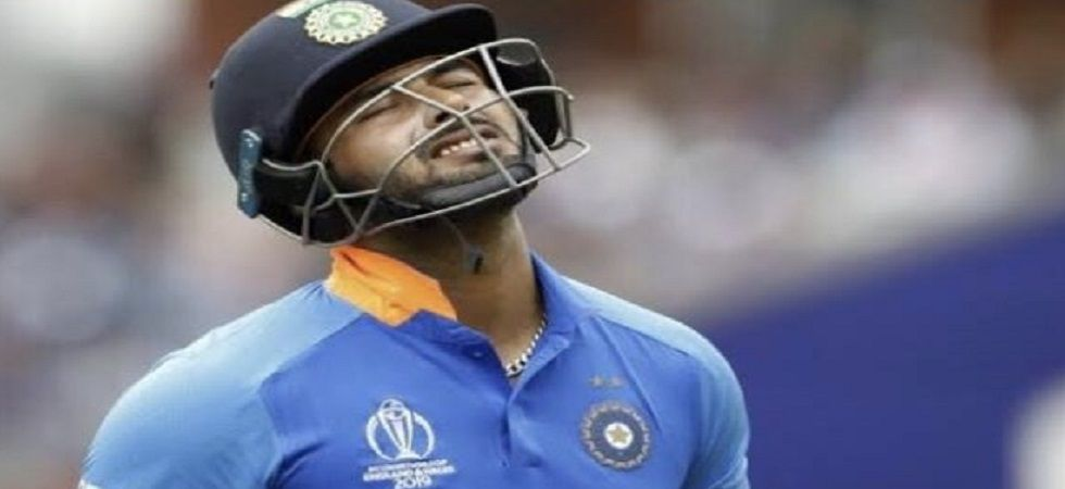 Rishabh Pant has struggled in the last couple of series and the pressure has mounted on the Indian cricket team wicketkeeper-batsman. (Image credit: Twitter)