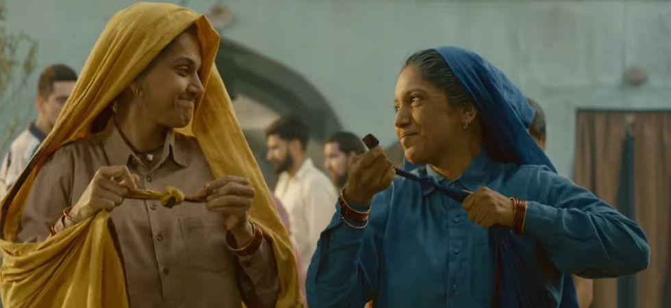 Saand Ki Aankh Trailer: Taapsee Pannu And Bhumi Pednekar Turn Into Shooter Dadis (Twitter)