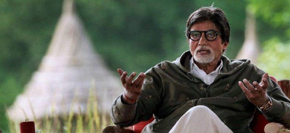 Amitabh Bachchan to receive Dadasaheb Phalke Award (File Photo: PTI)