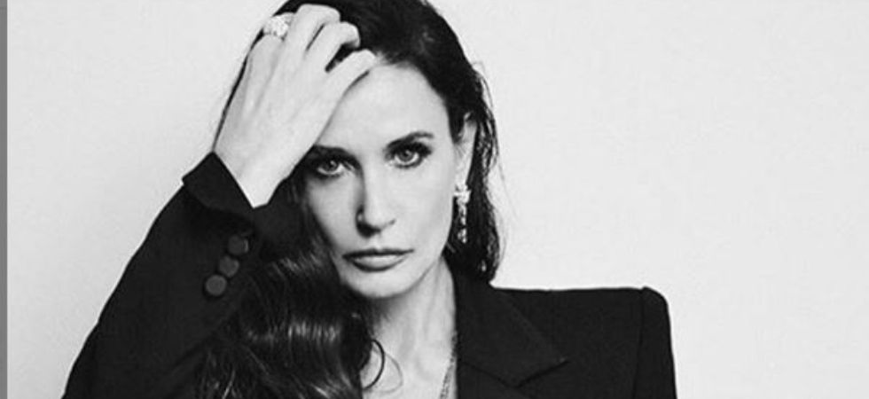 Demi Moore Reveals She was Raped At 15 With Her Mother's Consent