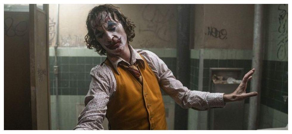 Joaquin Phoenix Walks Out Of 'Joker ' Interview (Photo: Twitter)