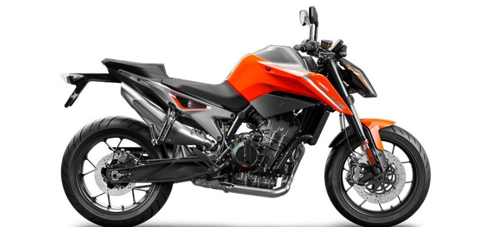 KTM 790 Duke launched in India (Photo Credit: Twitter/@Speed2torque_)