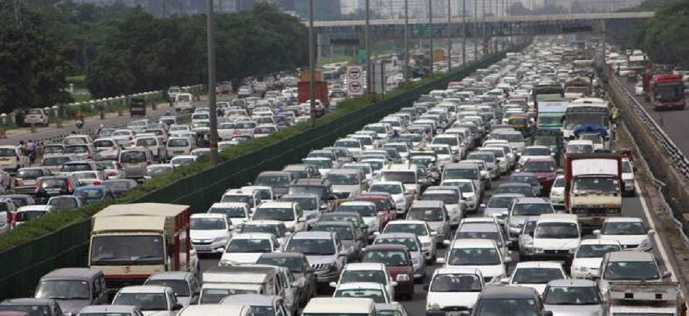 There will be traffic congestion on Ring Road from Dhaula Kuan to AIIMS. (Representational Image)
