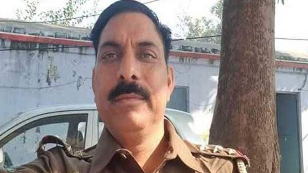 Subodh Kumar Singh was killed in December 2018 in mob violence that erupted after carcasses were found near Mahaw village.  (File Photo)