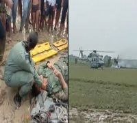 Madhya Pradesh: MiG 21 Trainer aircraft crashes in Gwalior, both pilots manage to eject safely