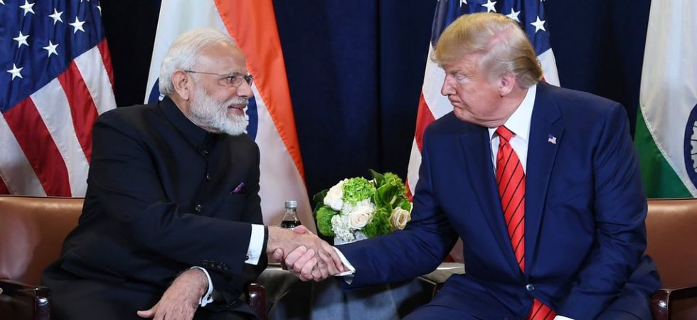 PM Modi explained the challenges faced due to terrorism in Kashmir to Donald Trump (Image: @PMOIndia)