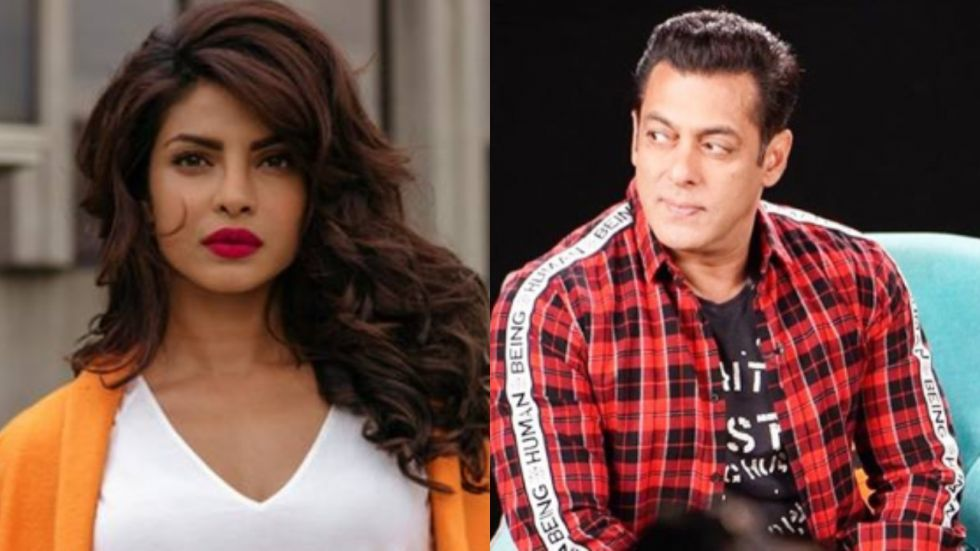 Priyanka Reacts To Salman's Constant Digs On Actress During Promotions Of Bharat