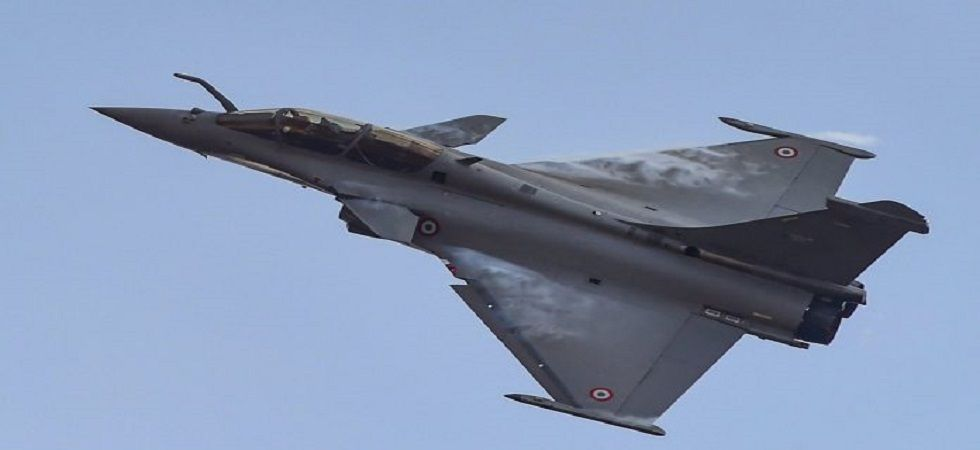 India has dubbed reports as 'baseless' claiming Pakistan Air Force (PAF) flying Rafale fighter jets  (PTI File Photo)