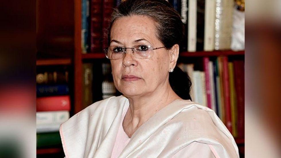 Congress interim chief Sonia Gandhi (PTI/File Photo)