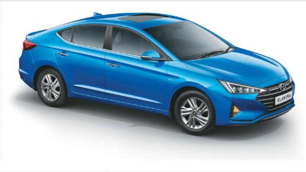 Bookings for Hyundai Elantra 2019 Begins (Photo Credit: bookonline.hyundai.co.in)