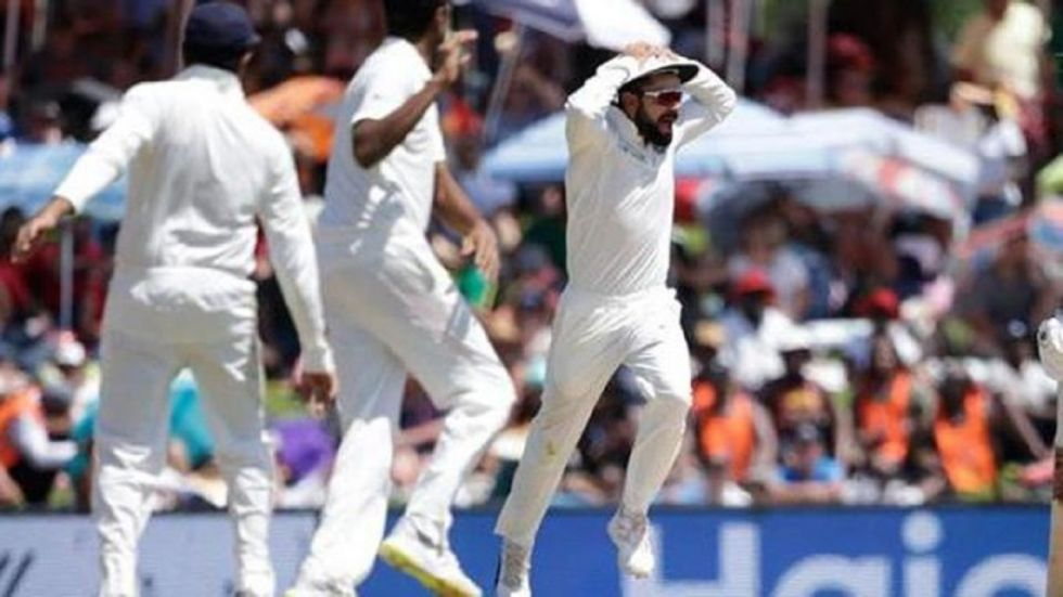 India achieved their best series win against South Africa in 2015 when they had won the four-Test series 3-0. (Image credit: Twitter)