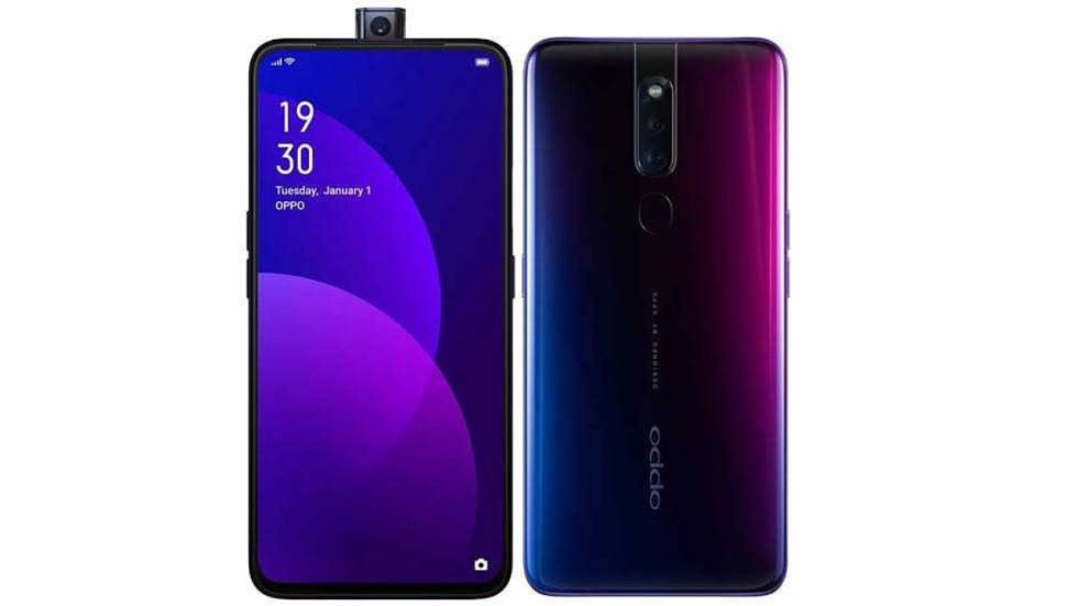 Oppo F11, Oppo F11 Pro Prices Slashed (Photo Credit: Twitter/@techupanyas)