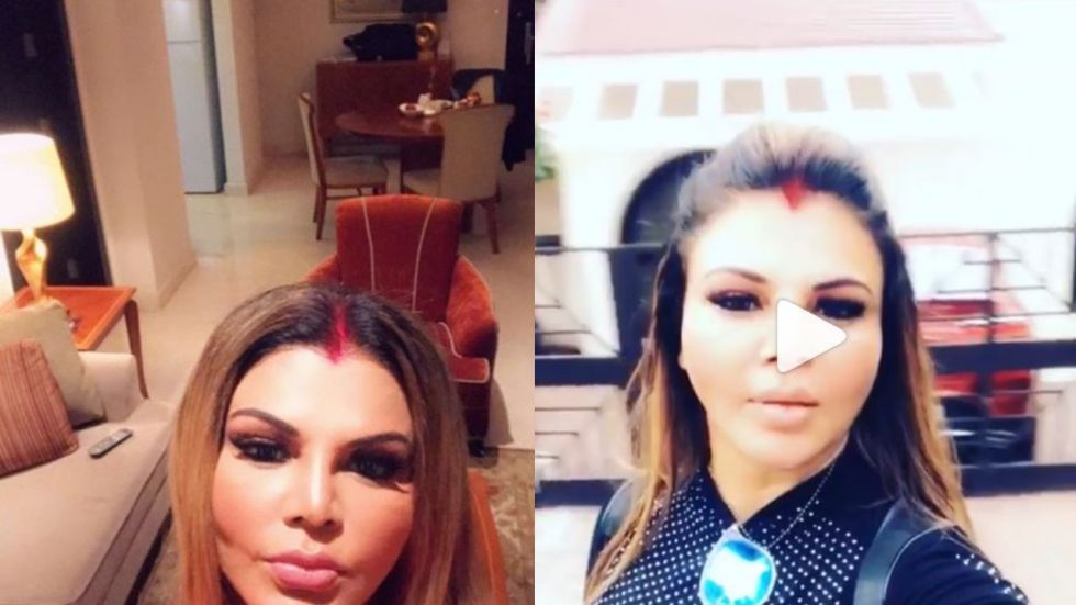 Rakhi Sawant Gives Sneak-Peek Of Her House In UK
