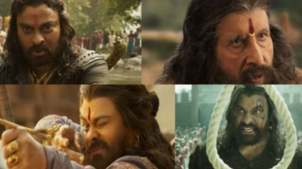 Sye Raa Narasimha Reddy Trailer 2! Unknown Facts About Chiranjeevi's Film