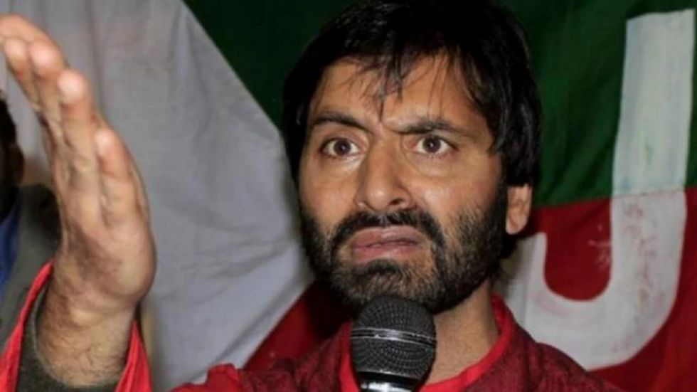 "The Centre said it is of the opinion that the JKLF is ""in close touch with militant outfits"". (PTI File Photo)"