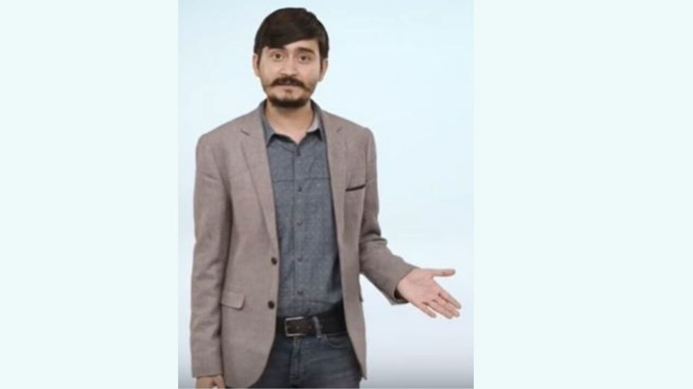 'Trivago Guy' Abhinav Kumar Joins Paytm As Vice President, Product Marketing. (Screen graph from Trivago Ad)