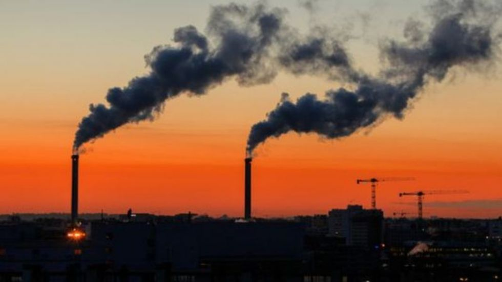 Air Pollution Linked To Mental Health Issues In Kids.