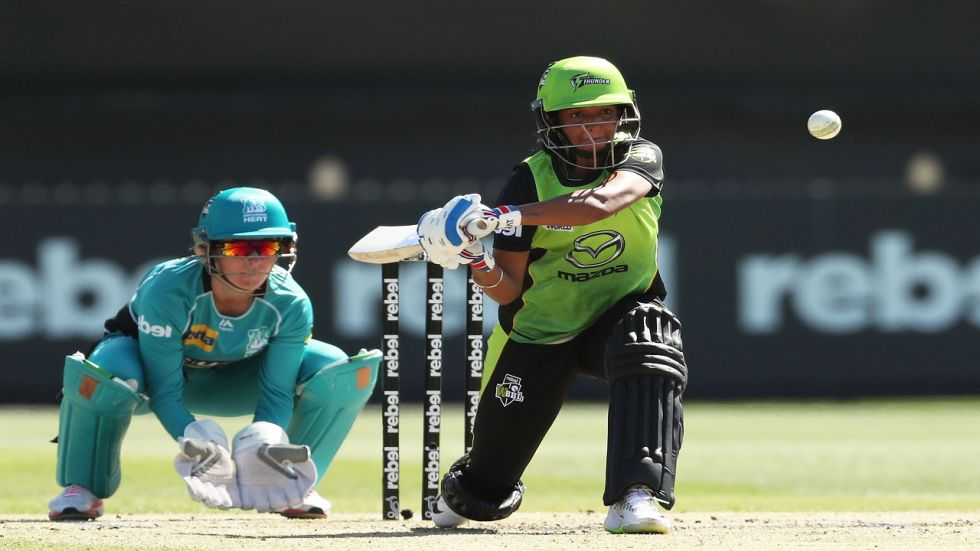 Harmanpreet Kaur will not play the Women's Big Bash League due to national duties. (Image credit: Getty Images)