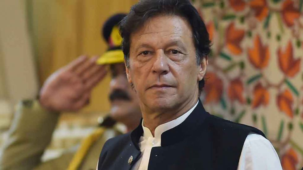 Top US official takes on Pakistan PM Imran Khan (File Photo)