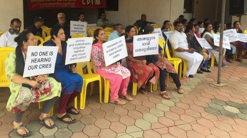 Supreme Court directs demolition of Maradu flats in 138 days (IANS Image)