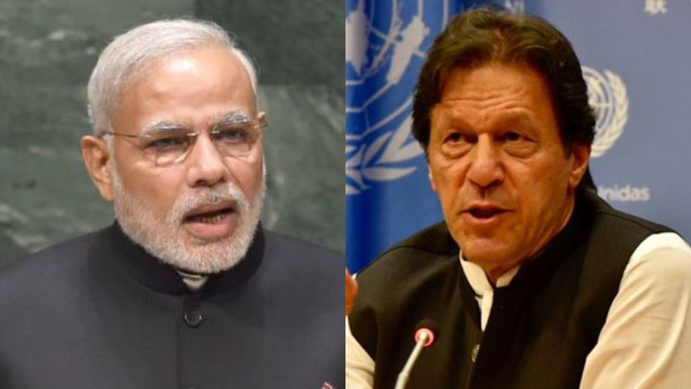 PM Modi is scheduled to speak fourth on Friday, while Pakistan PM Imran Khan is seventh in speaking schedule at UNGA (Image: UN)