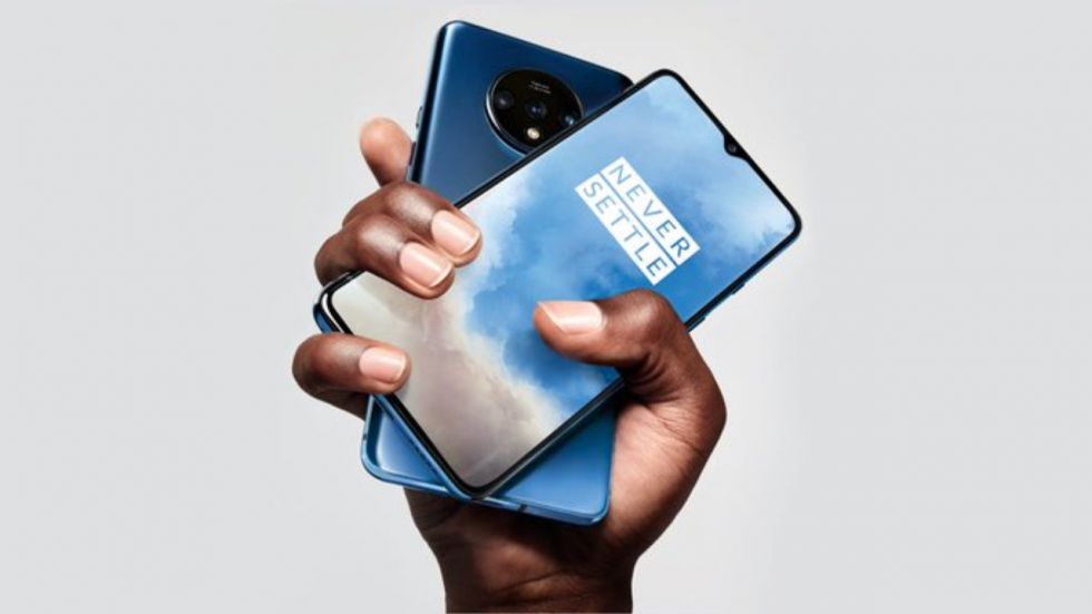 OnePlus 7T Launched In India (Photo Credit: Twitter/@OnePlus_IN)