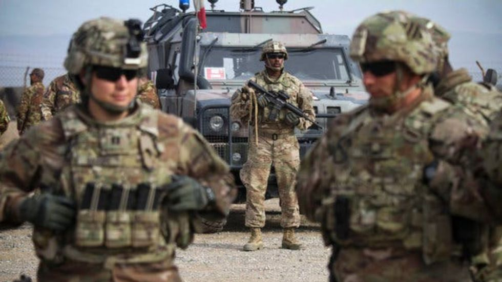Trump Administration to send 200 troops (Photo Credit: Twitter)