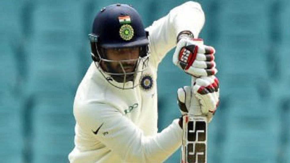 Hanuma Vihari will play his first Test in India in front of his home fans in Vizag against South Africa. (Image credit: Twitter)