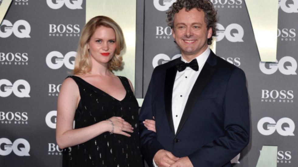 Michael Sheen, Anna Lundberg Become Proud Parents To Baby Girl. (Image: Instagram)