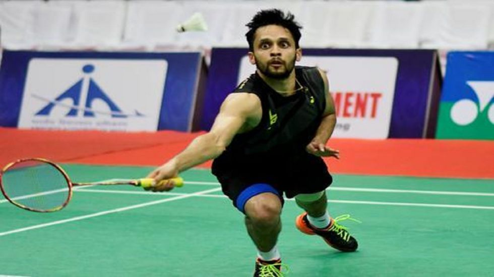 Parupalli Kashyap's loss to Kento Momota in the semi-final of the Korea Open badminton ended India's challenge. (Image credit: Twitter)