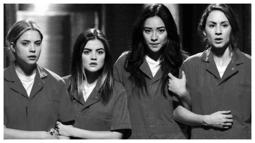 'Pretty Little Liars' Spin-off Cancelled After One Season (Photo: Twitter)