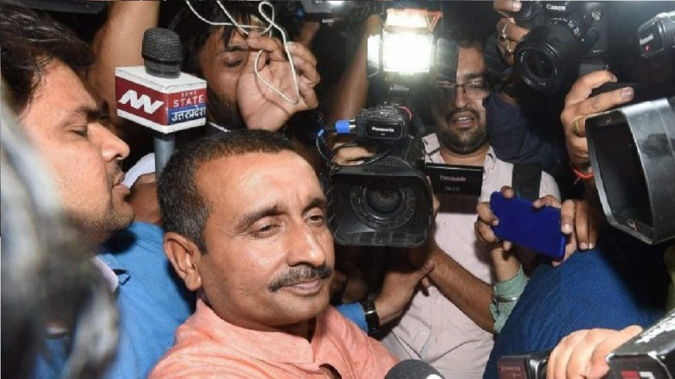 The woman was allegedly raped by Sengar in 2017, when she was a minor. (File Photo)