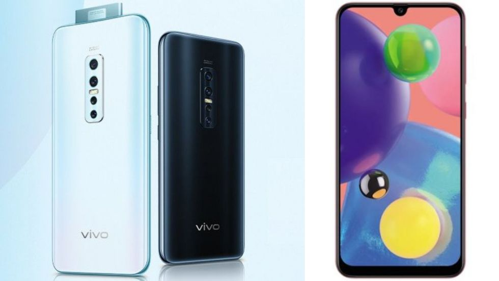 Samsung Galaxy A70s Vs Vivo V17 Pro: Comparison on Specs, Features, Price (Photo Credit: Twitter)