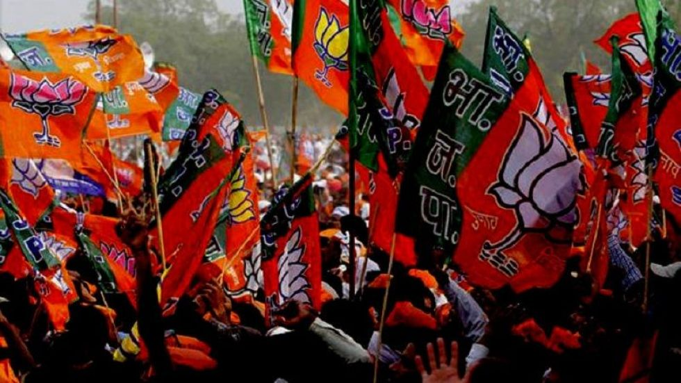 Bharatiya Janata Party flag (File Photo)