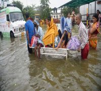 20 Killed, Hospitals Flooded As Heavy Rains Batter Bihar, Boats Out On Patna Roads