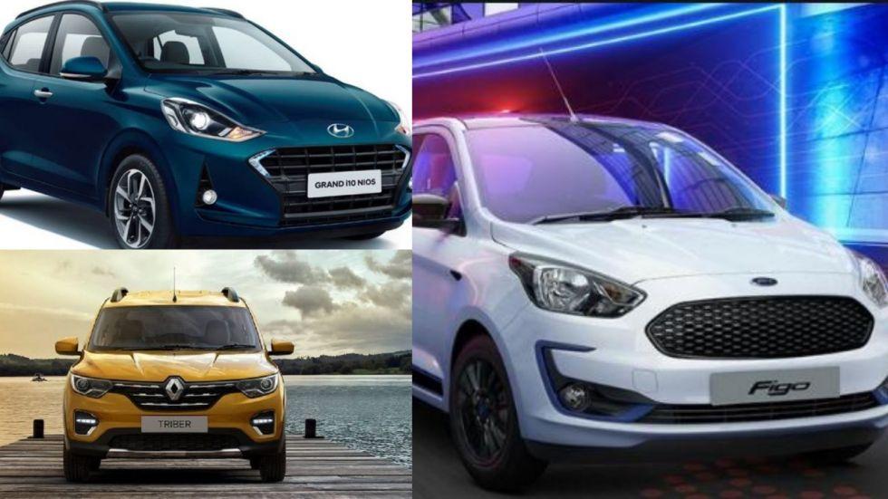 Hyundai Grand i10 Nios Vs Renault Triber Vs Ford Figo Facelift: COMPARISON (File Photo)
