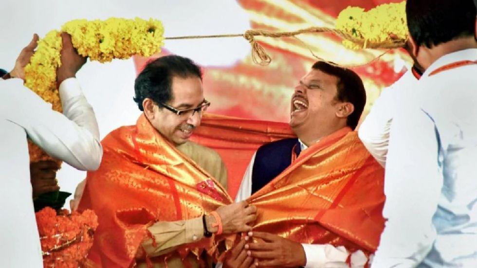 The Bharatiya Janata Party (BJP) and Shiv Sena are likely to announce seat sharing pact for Maharashtra Assembly elections today (Photo: PTI)