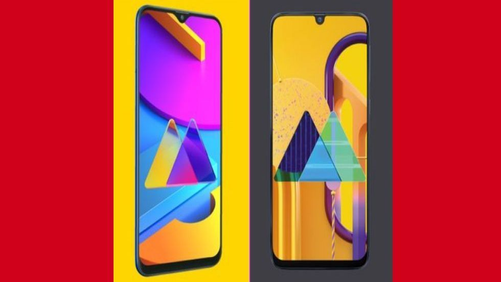 Samsung Galaxy M30s, M10s Now Available For Sale In India (Photo Credit: Twitter/@SamsungIndia)