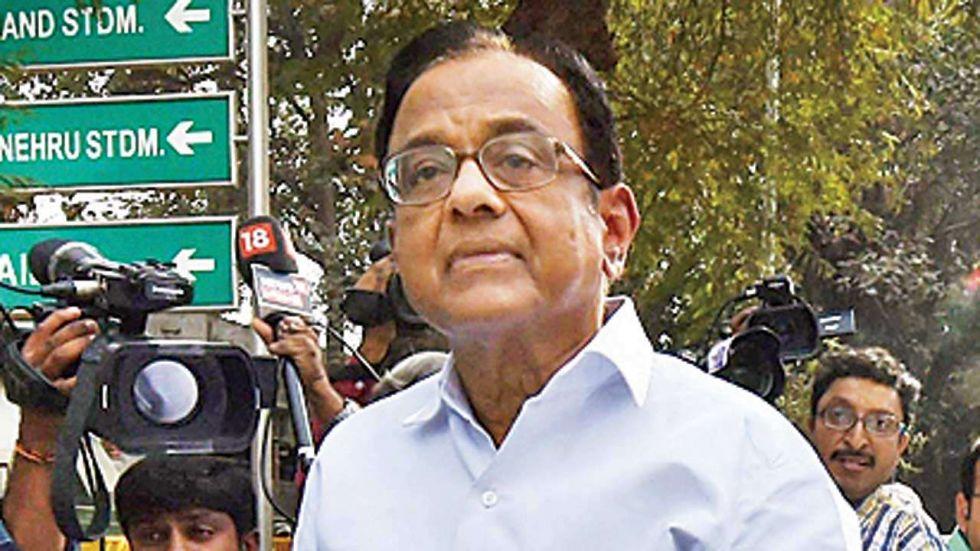 P Chidambaram is currently lodged in Tihar jail under CBI judicial custody (Image: PTI)