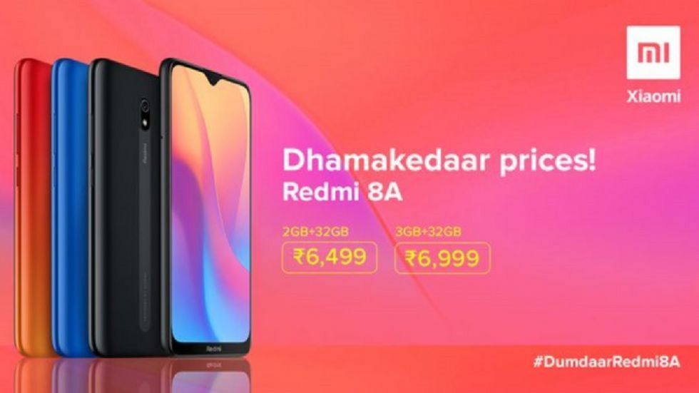 Xiaomi Redmi 8A Sale Goes Live: Check Its Prices, Features And More (file photo)
