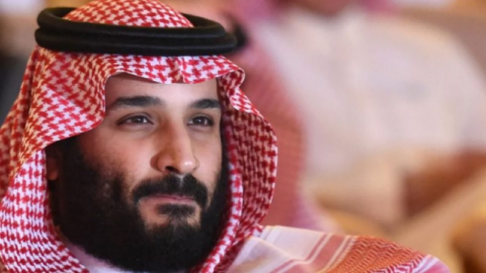 Mohammed bin Salman said he agrees with U.S. Secretary of State Mike Pompeo that the drone attacks were an act of war by Iran