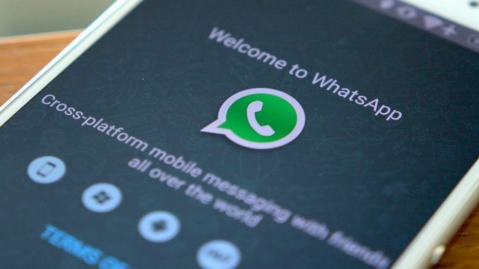 WhatsApp Will Stop Working On These iPhones (File Photo)